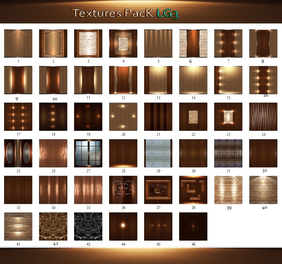 46_Textures Pack Lg3