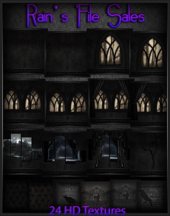 Nevermore -IMVU ROOM TEXTURES