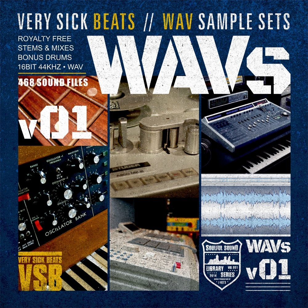Very Sick Wavs Vol. 1