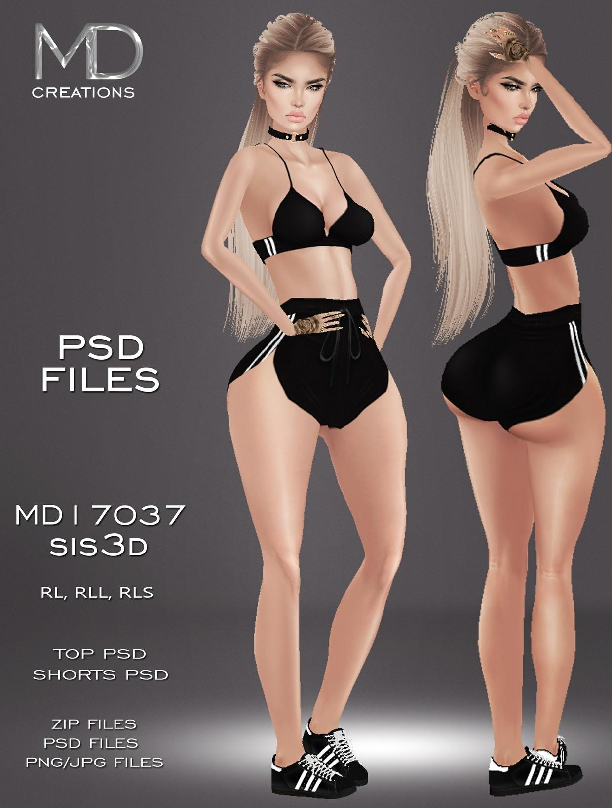 MD17037 - Sis3D - PSD Files