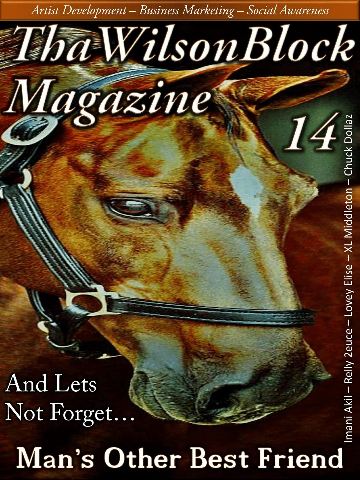 ThaWilsonBlock Magazine Issue14