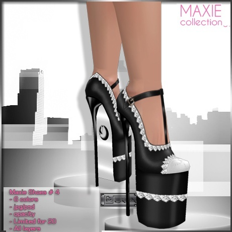 2014 Maxie Shoes # 4