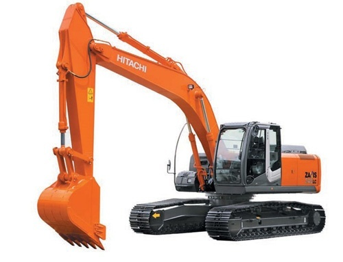 Hitachi ZAXIS 650LC-3 670LCH-3 Hydraulic Excavator Parts Catalog Download