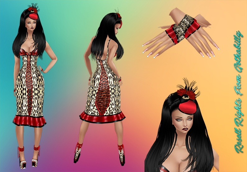 Rockabilly Leo Package Catty Only!!!