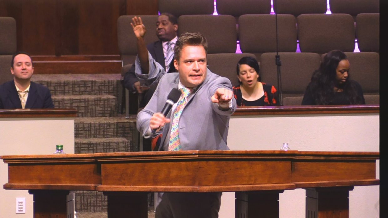 """Rev. Josh Herring 02-11-18am """" You Are The Prophet to Your Problems """" MP4"""