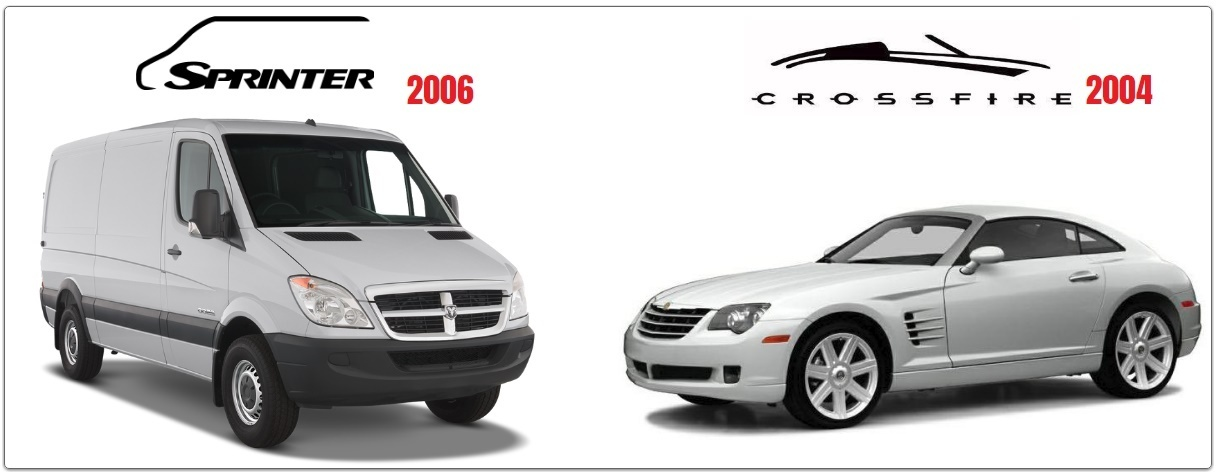 CHRYSLER CROSSFIRE 2004 & SPRINTER 2006 FACTORY SERVICE MANUAL