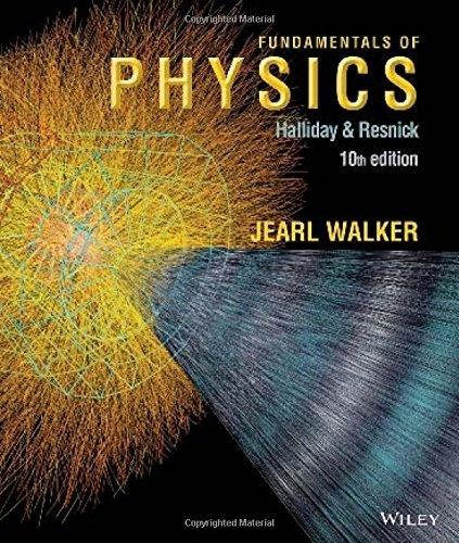 Fundamentals of Physics 10th Edition PDF