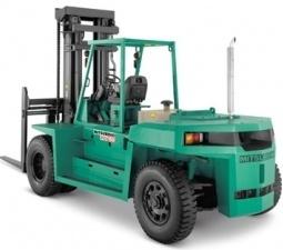 Mitsubishi Diesel Forklift Truck FD80 (F32-00011-UP), FD90 (F32-50001-UP) Workshop Service Manual