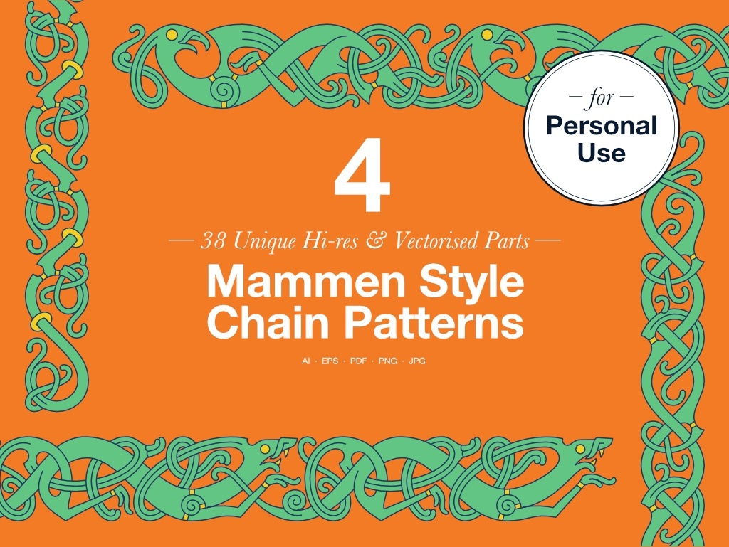 Mammen Chains - Personal Use