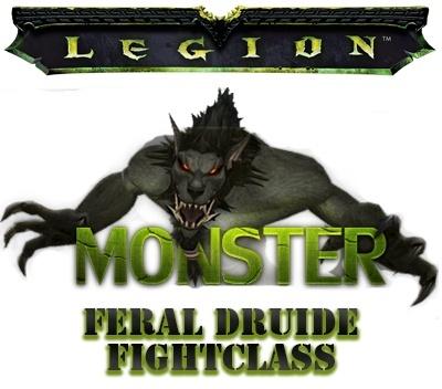 Feral Druide Fightclass