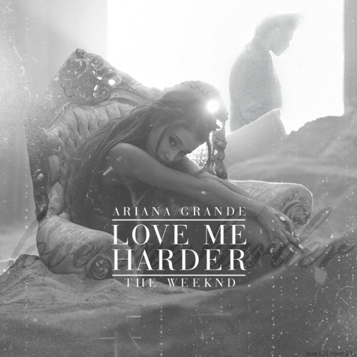 Ariana Grande - Love Me Harder (Alex Ghenea Remix)