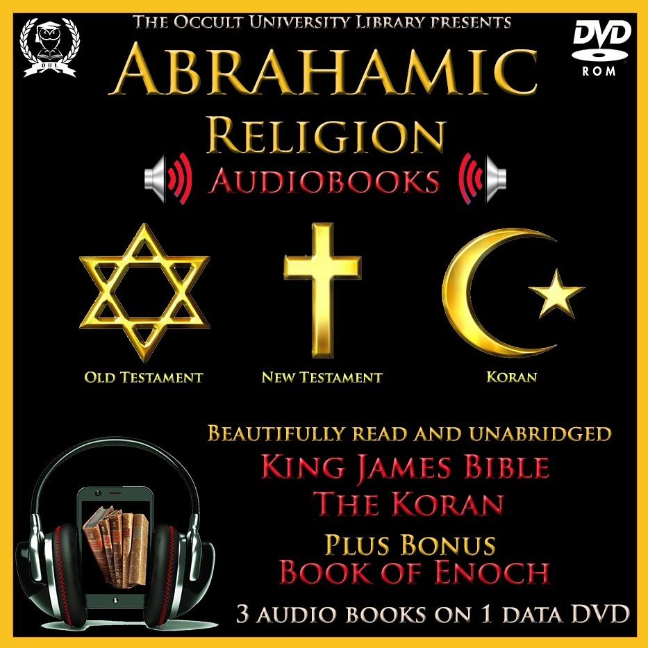 Abrahamic Religion Audiobooks