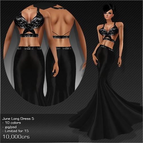 2013 Jun Long Dress # 5