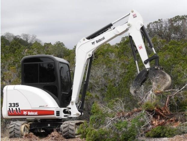 Bobcat 335 Compact Excavator Service Repair Manual (S/N AAD111001 & Above, S/N A9KA11001 & Above)
