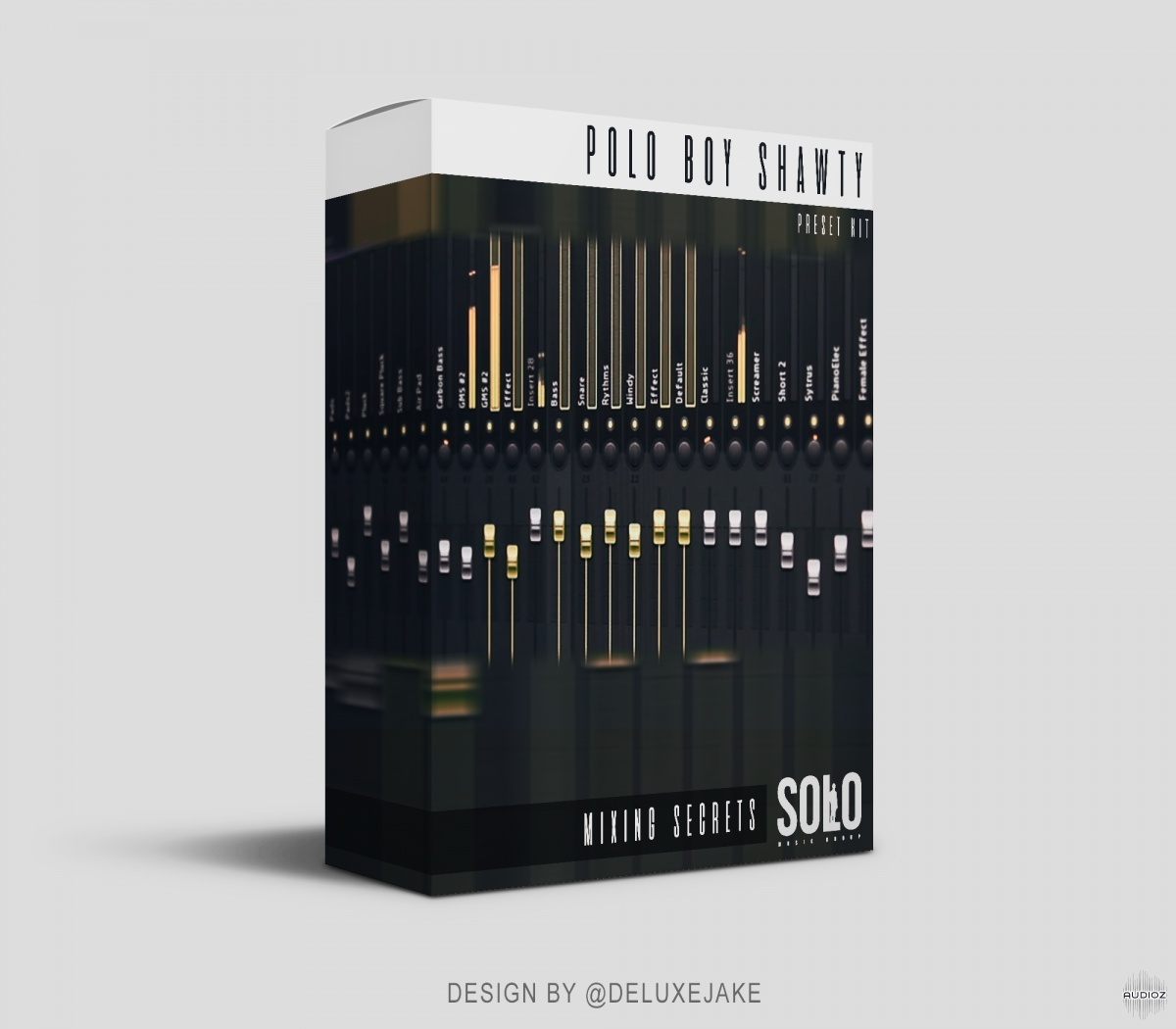 This is Polo Boy Shawty Official Mixing Preset Kit made specifically for Fl Studio