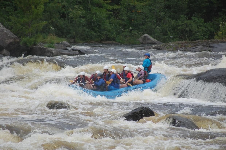Penobscot Rafting 08/18/2017