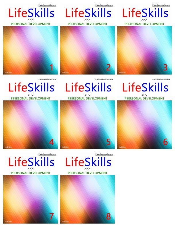 Life Skills All 8 Books