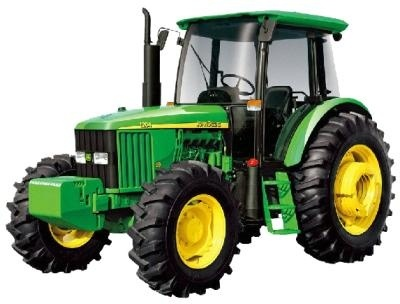 John Deere 904, 1054, 1204 and 1354  2WD or MFWD  China Tractors Service Repair Manual (TM700619)