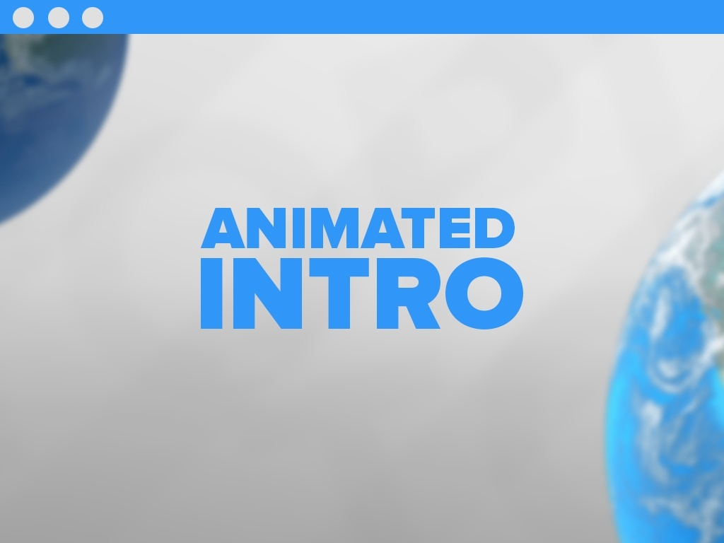 MInecraft Animated Intro