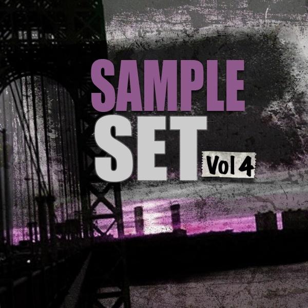 MPC WAV Sample Set v4