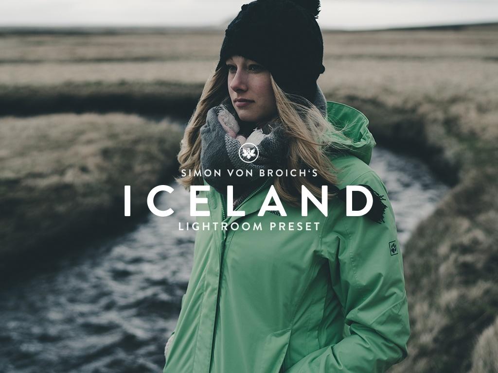 SVB ICELAND LIGHTROOM PRESET