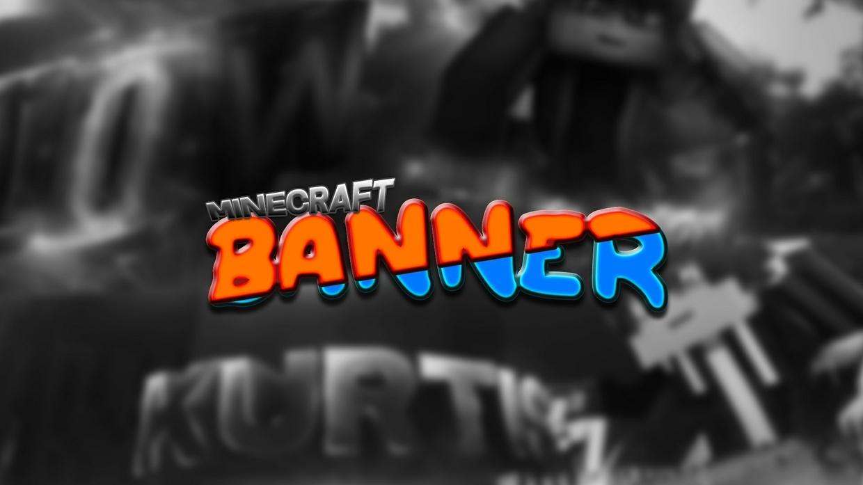 Minecraft Youtube Banner