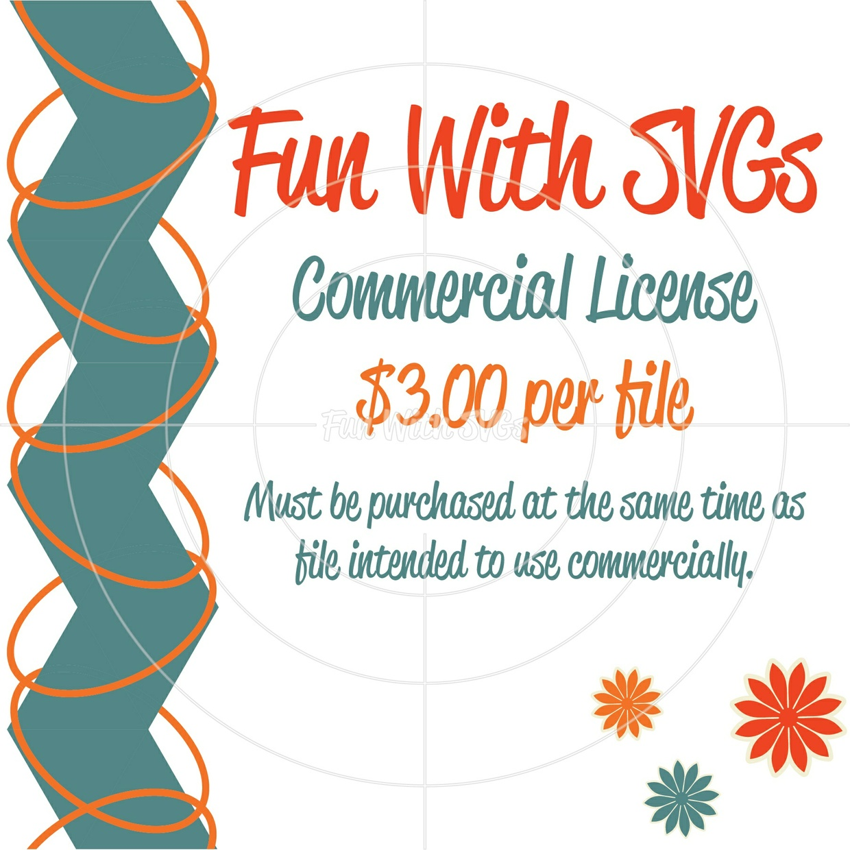 FunWithSVGs Commercial License