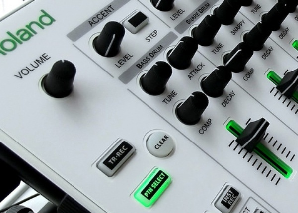 (free) TR-8 Drumkit