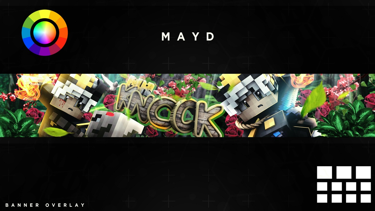 BANNER AND PROFILE PICTURE BY MAYD (CLOSED)