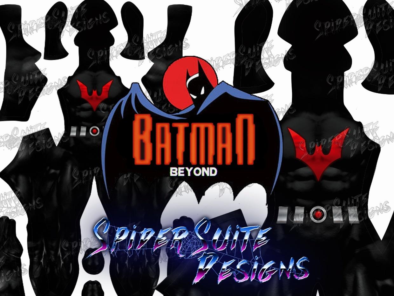 Animated Batman Beyond 2017 Pattern