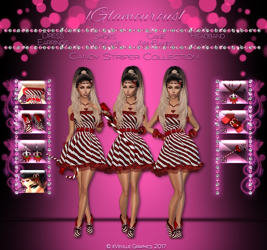 Candy Striper Collection ~CATALOG ONLY~
