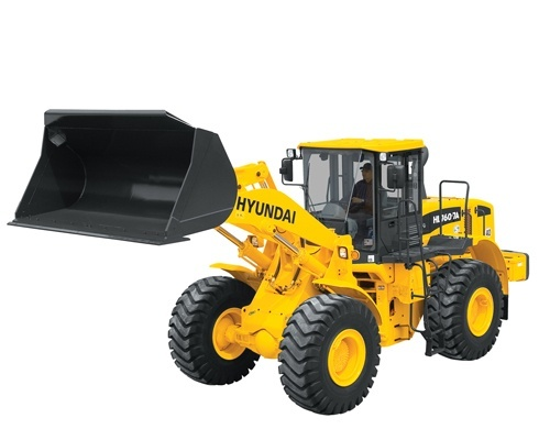 Hyundai HL760-7 WHEEL LOADER Service Repair Manual Download
