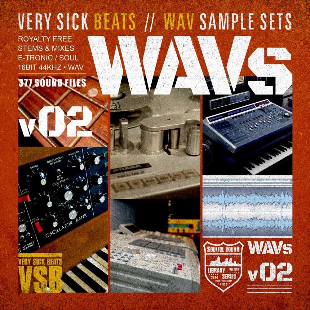 Very Sick Wavs Vol. 2