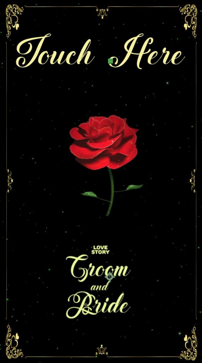 Rose Wedding Start Page