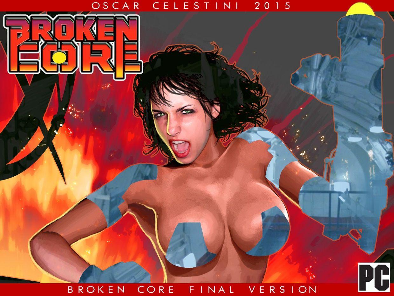 Broken core FV