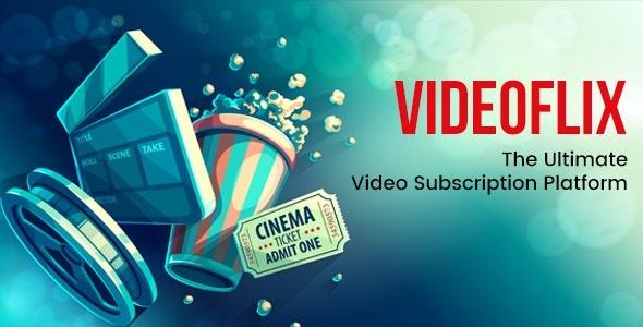 Videoflix - Tv Series Movie Subscription Portal Cms