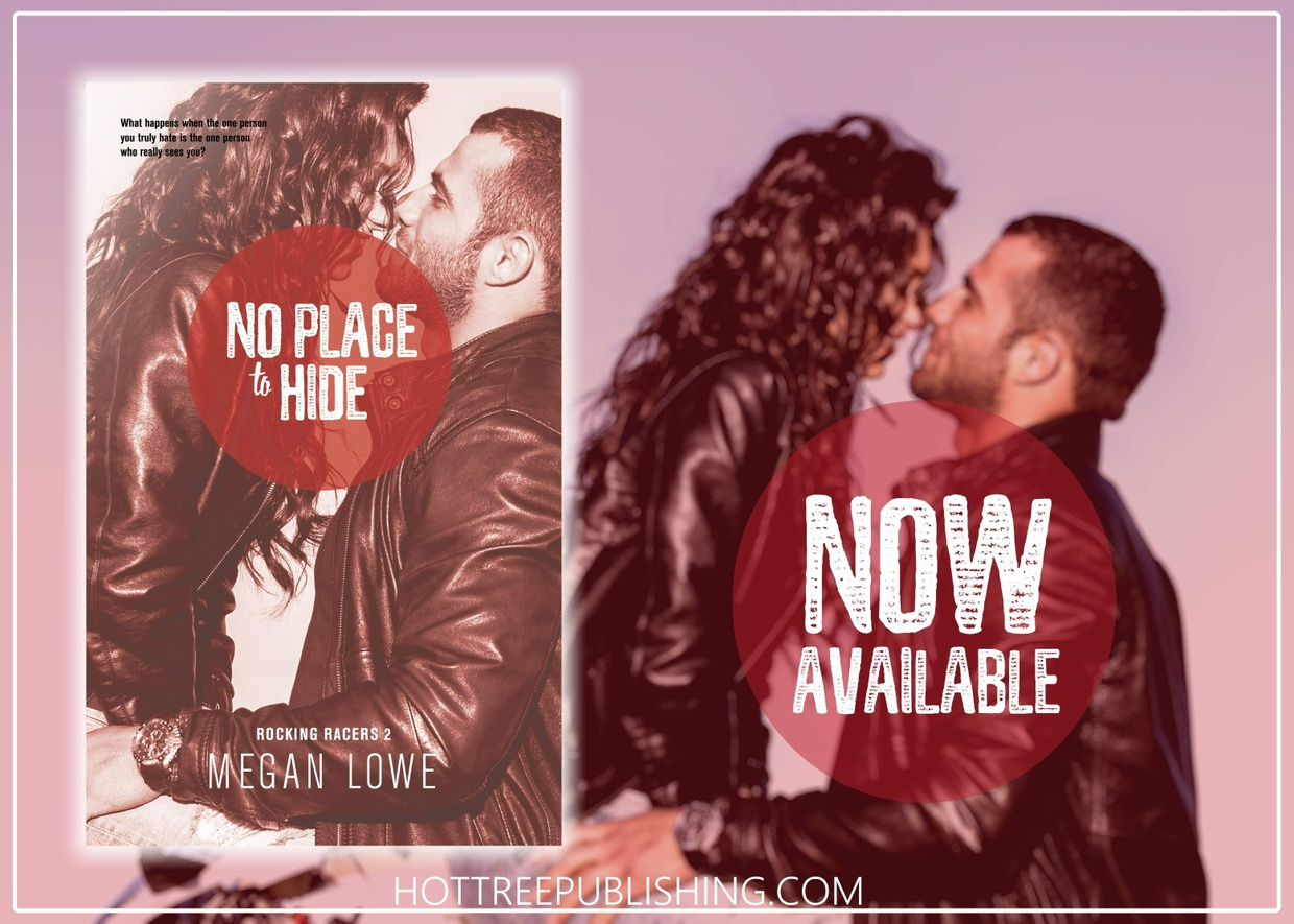 Mobi No Place to Hide by Megan Lowe