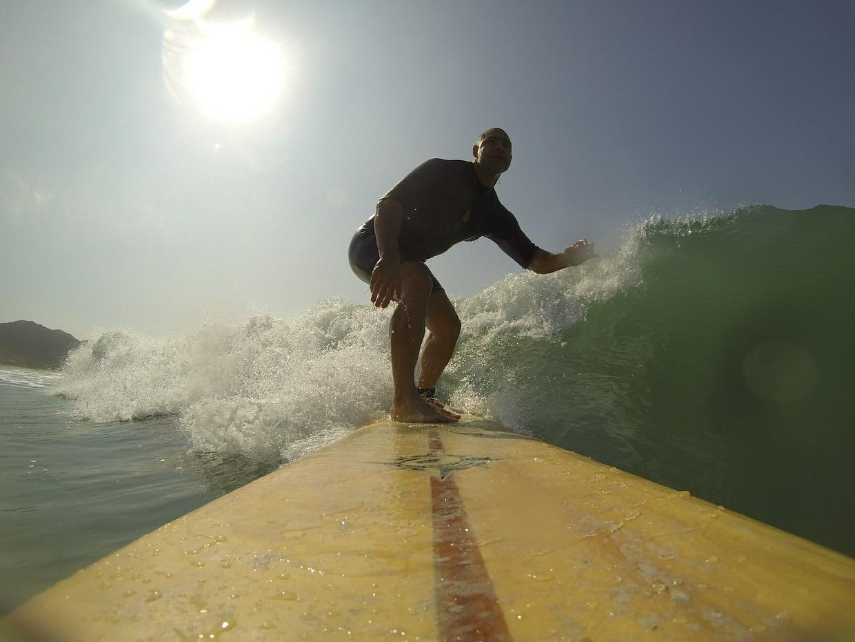 Surf Shimmy
