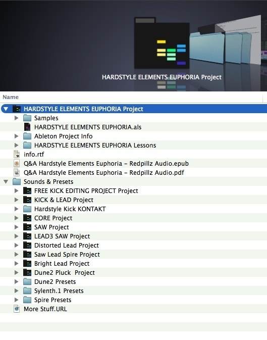HARDSTYLE Elements Inspiration Kit Bundle 27% Discount