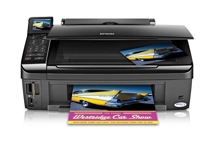 Epson Stylus NX215/SX210/SX215/TX210/TX213/TX219/ME OFFICE 510 Color Inkjet Printer Service Manual