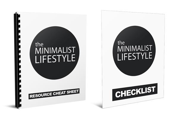 Box The Minimalist Lifestyle in Audio, Video, Ebook