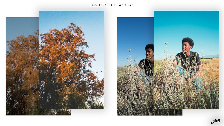 Josh Preset Pack - #1