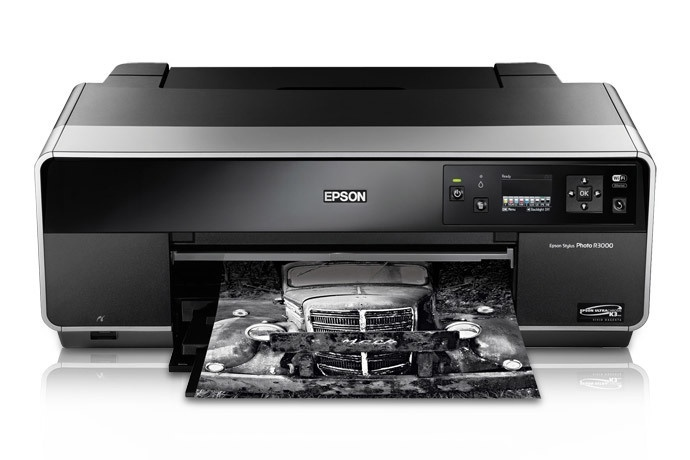 Epson Stylus Photo R3000 Color Inkjet Printer Service Repair Manual