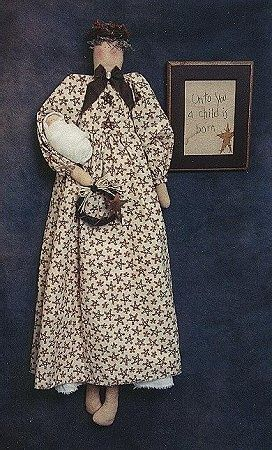 #165 Mary Elizabeth e pattern