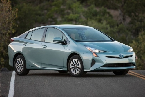 2016 TOYOTA PRIUS SERVICE REPAIR MANUAL