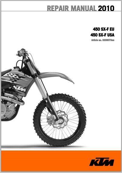 2010 ktm 450 sx f workshop service repair manual downl rh sellfy com 2015 ktm 450 sxf repair manual 2015 ktm 450 sxf repair manual