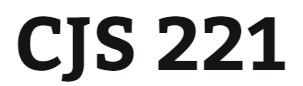 CJS 221 Week 2 Diversity and Policing Presentation