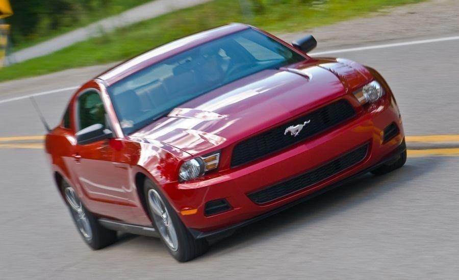 2005-2010 Ford Mustang, OEM Electrical Wiring Diagrams (PDF).