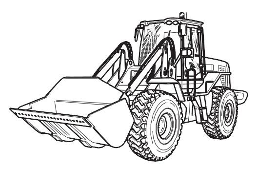 JCB 412S 414S 416S Wheeled Loader Service Repair Manual Download