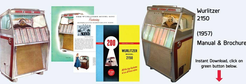Wurlitzer Model 2150 (1957)